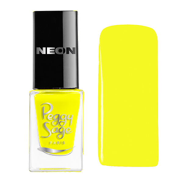 Körömlakk MINI   Neon Nina 5ml