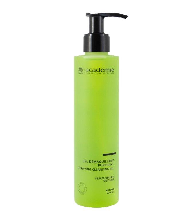 Arctisztító gél - Gel démaquillant purifiant - Purifying Cleansing Gel, 200 ml