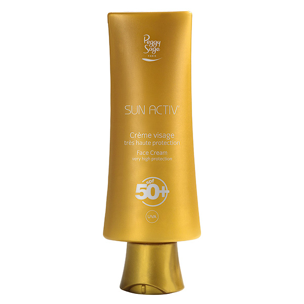 SUN ACTIVE arckrém SPF50 50ml